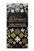 Divine Chocolate Dark Chocolate Whole Almonds 100ml