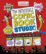 The Incredible Comic Book Studio
