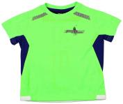 Polo Ralph Lauren Toddler Boys' (2T-4T) Athletic Crew Neck-Neon Green-2T
