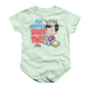 Archie Babies Snack Time Unisex Baby Snapsuit Shirt