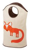 Laundry Hamper Tote Fox