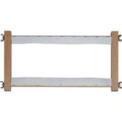 Value Hardwood Scroll Frame 10inX24in