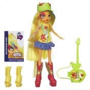 My Little Pony Equestria Girls 30cm Deluxe Doll - Rainbow Rocks Applejack