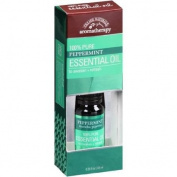 Village Naturals Aromatherapy Essential Bath Oil Peppermint 100% Pure