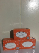 LOT OF 3 bars Kojic acid soap by Dr alvin professional and skin care fomula