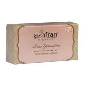 Azafran Organics Rose Geranium Soap - 100 G