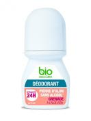 Bio Secure Organic 24 Hour Roll- on Deodorant Grenade 50ml
