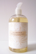 Almond Luxurious Hand Soap