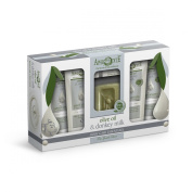 The Youth Elixir Olive Oil & Donkey Milk Body Care Essential Gift Set