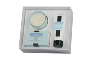 LAFCO Marine Candle, Soap, and Hand Cream Gift Set