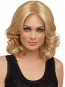UPTOP Hair ® Synthetic Full Wig, Medium Length, Tight curl or Kinky curly Synthetic Hair Wig for Young Women