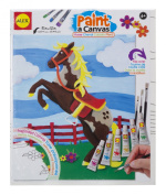 Paint A Canvas Kit-Horse