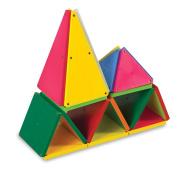 Magna-Tiles® Solid Colours 100 Piece Set