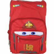 Backpack - Disney - Cars - Lightning Mcqueen Shape Large Bag New 625597