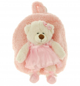 Ballet Bear Backpack