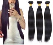 Goood Hair Unprocessed Super Brazilian Virgin Hair Straight 4 Pcs/lot Goood Hair Products Virgin Brazilian Hair Weave Bundles 50g/ps 4pcs/ Lot Total 200g