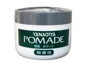 Yanagiya Vegan Pomade , 120g (130ml) : Classic Hair Dressing Pomade , Odourless type , Made in Japan