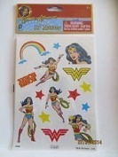 Wonder Woman 15 Temporary Tattoos