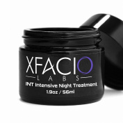 Intensive Lift Night Cream-100% Advanced Anti Ageing Intensive Night Treatment-Xfacio Labs Natural & Organic Formula With CoQ10. Peptides, Hyaluronic Acid, Jojoba Oil & More