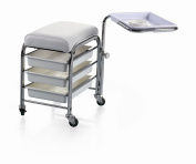 Shengyu Salon Pedicure Cart(white)