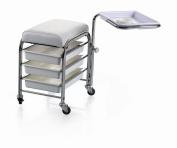 Shengyu Salon Pedicure Cart(white)