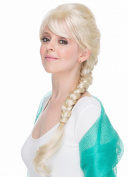 Best Blonde Wig for Women. Sexy Blonde Highlights Wig and Long Blonde Wig for Any Costume Party. If You Are Looking for Costume Wigs for Women or Costume Wigs for Disney Elsa-like Costume Wig, Then This Blonde Costume Wig Is the Blonde Wig of Choice. T ..