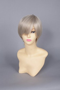 ACYWIGS fashion wigs women wigs girl wigs party wigscosplay wigs anime wigs Starry..Sky Shiki Kagurazaka GH62 26cm 10.2inch 135g