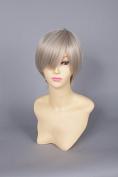 ACYWIGS fashion wigs women wigs girl wigs party wigscosplay wigs anime wigs Starry..Sky Shiki Kagurazaka GH62 26cm 10.2inch 135g