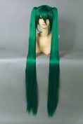 ACYWIGS fashion wigs women wigs girl wigs party wigscosplay wigs anime wigs Vocaloid miku GH97 110cm 638g
