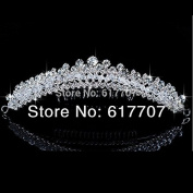 Crystal Bridal Hair Accessories Comb Crown Hairpins Hair jewellery Wedding Jewellery Wedding Accessories