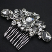 Fish Crystal Combs Bridal Hair Accessories Hair jewellery Wedding Jewellery Wedding Accessories