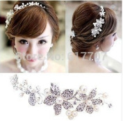 Hot Simulated Pearl Bridal Hair Accessories Combs Tiaras Hair jewellery Wedding Jewellery Wedding Accessories