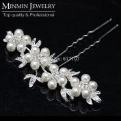 New Original Design Crystal Pearl Bridal Hair Combs Hairpins Wedding Hair Accessories Hair Jewellery