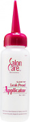 Salon Care Pink Professional Leakproof Applicator Bottle with Straight Tip