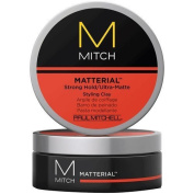 Paul Mitchell Matterial Strong Hold Ultra Matte Styling Clay 90ml Pack of Two!