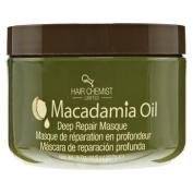 Hair Chemist Macadamia Oil Deep Repair Masque - 240ml & Serum - 120ml Set !