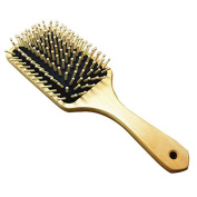 25cm Big Wooden Paddle Brush Hair Comb Wooden Hair Care Spa Massage Comb Anti-static Comb