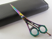 New Professional Hairdressing Barber Salon Hair Cutting Titanium Scissors 15cm