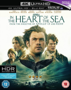 In the Heart of the Sea [Region B] [Blu-ray]