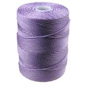 C-LON Bead Cord, Orchid- .5mm, 92 Yard Spool