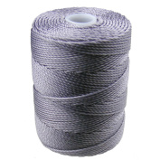 C-LON Bead Cord, Lavender - .5mm, 92 Yard Spool
