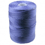 C-LON Bead Cord, Hyacinth - .5mm, 92 Yard Spool