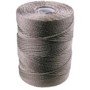 C-LON Bead Cord, Cocoa - .5mm, 92 Yard Spool