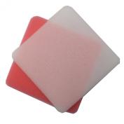 Funshowcase Soft Fondant Gum-paste Flower Petal and Leaf Shaping Foam Pads