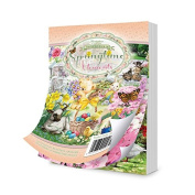 Hunkydory Little Book of Springtime Moments 144 A6 Pages 24 Scenes