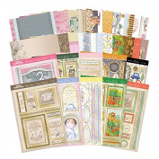 Hunkydory Crafts Special Celebrations Luxury Card Kit CELEB101