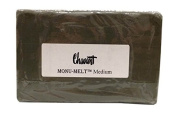 Chavant MONUMELT - MEDIUM - 0.9kg Brick - Oil Based - Meltable Professional Sculpting Modelling Clay - Sulphur Free - Non-Toxic