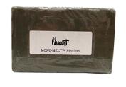 Chavant MONUMELT - MEDIUM - 0.9kg Brick - Oil Based - Meltable Professional Sculpting Modelling Clay - Sulphur Free - Non-Toxic
