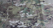 U.S. Army Scorpion Camouflage Cotton Fabric