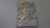 Stepping Stones X Large Die Cut Bear Bunnies Baby Gift bags, 6PC